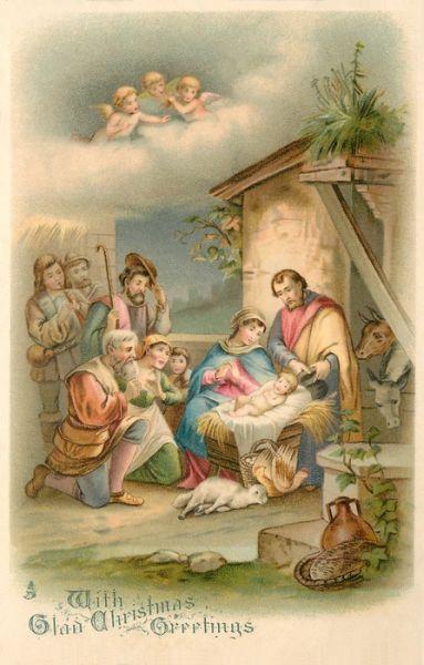 Holy Nativity image