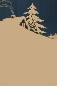 red-cross-snow-empty