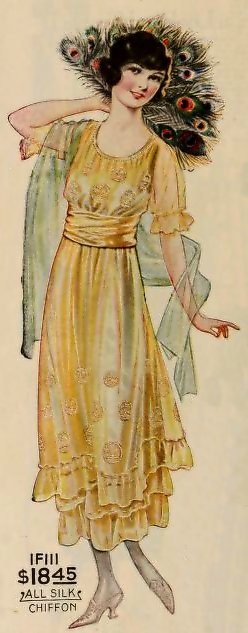 1920 party dress