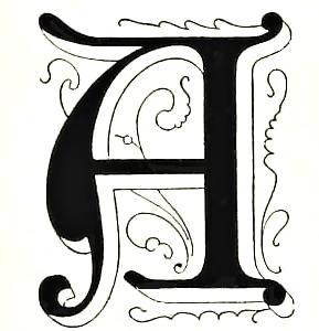 Fancy Letter A Images