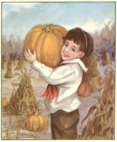 vintage fall image by Bess Bruce Cleaveland