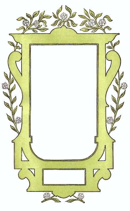 green-frame