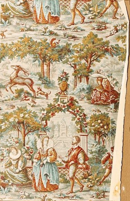 English figure wallpaper