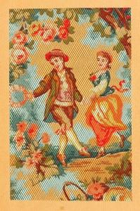 French-wallpaper